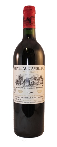 Chateau d'Angludet, 1994